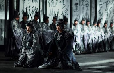 Sombra: espectacular cine wuxia