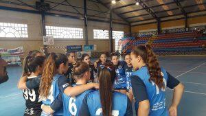 Las cadetes del BM Montequinto clasificadas para la fase final del Campeonato de España
