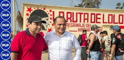 """CAÑETE CELEBRÓ LOS 106 AÑOS DE """"LOLO FERNÁNDEZ""""…"""