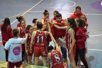 Galería de escenas del CB Lleida-Club Basket Almeda (Final a Cuatro de la Copa Catalunya)