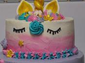 Unicorn Cake Arlet Birthday