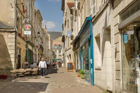 Poitiers viaje Francia turismo