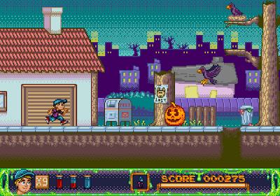 Mañanas de sábado, dibujos y videojuegos en lo nuevo para Mega Drive