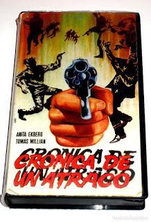 CRÓNICA DE UN ATRACO (Lunga notte di Tombstone, la) (España, Italia; 1968) Thriller