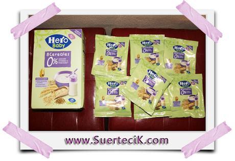 Nuevos cereales Hero Baby - Youzz