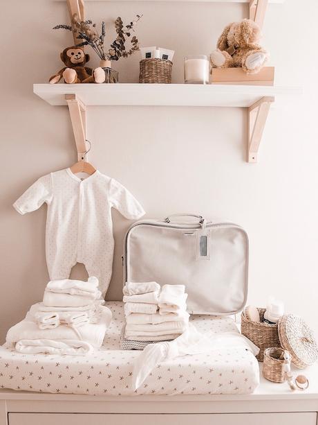Qué llevar en la maleta del hospital para el parto