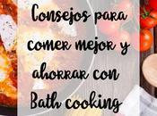 Consejos para comer mejor ahorrar Batch cooking