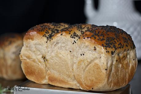 Pan de Molde con Tang Zhong