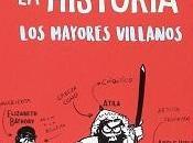 Reseña #335. Destripando historia: mayores villanos, Pascu Rodri