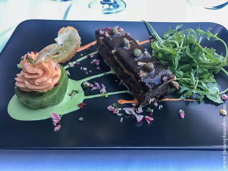 Restaurante Chilo Barcus Pais Vasco frances Francia gastronomia comer