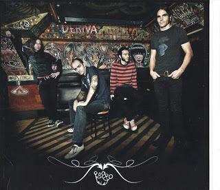 Los Coronas - Jinetes Radioactivos (2009)