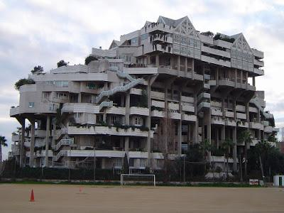 Edificio ecológico   «Espacio Verde»