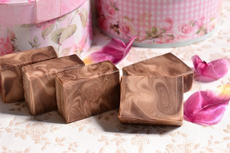 jabones vainilla chocolate detalles bodas