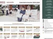Calendario escolar 2019-2020 México: puentes vacaciones