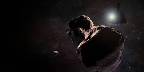 New Horizons encuentra Ultima Thule