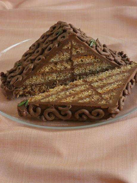 Triángulo de Gofio y Cacao