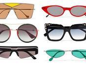 Moda 2019: gafas tendencia verano