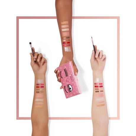Colección de maquillaje de Chiara Ferragni con Lancôme