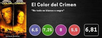 El Color del Crimen