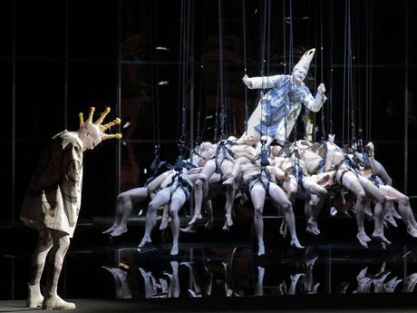 La ópera del emperador