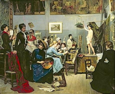La artista efímera, María Bashkirtseff (1858-1884)