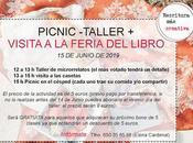 Picnic-Taller microrrelatos Feria Libro