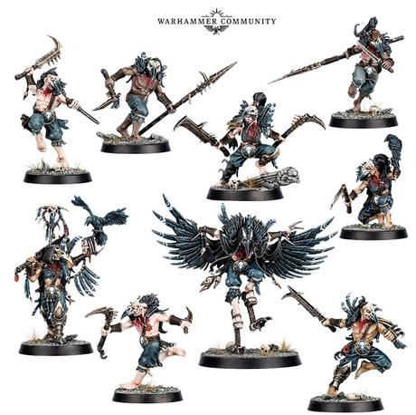 Warhammer Community ayer: Previas (Parte I) - Paperblog