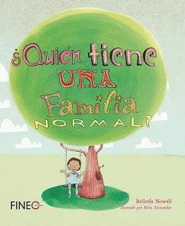 Reseña: ¿Quién tiene una familia normal?, de Belinda Nowell