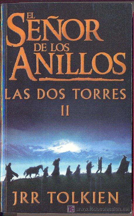 Resultado de imagen de las dos torres libro