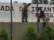 Bukele ordena Fuerzas Armadas borrar nombre Monterrosa Cuartel.