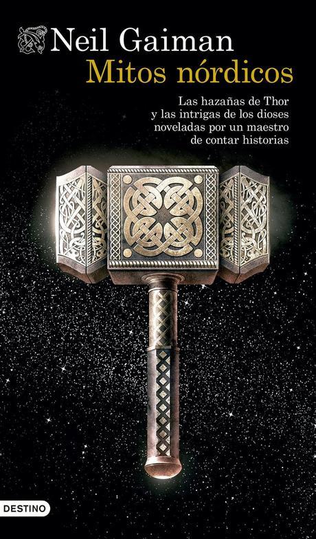 """""""Mitos nórdicos"""" de Neil Gaiman: una divertida e ingeniosa recopilación de relatos mitológicos"""