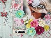 Tutorial scrapbooking: Layout Kora Projects