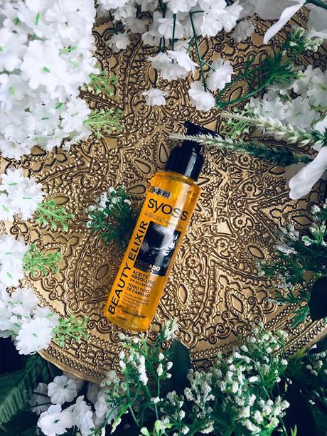 Aceite Beauty Elixir de la firma Syoss