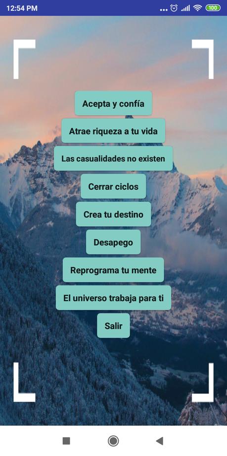 Reflexiones positivas – Aplicación para descargar