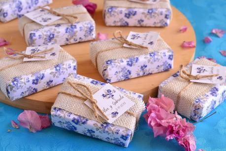 jabones rusticos regalos invitados boda