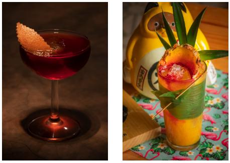 Descubre los 3 mejores cócteles de la Ciudad de México