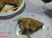 Tortilla bacalao gulas
