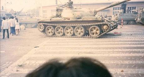 Treinta años de la masacre de Tiananmen.