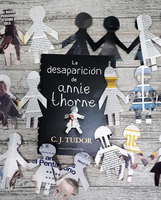 La desaparición de Annie Thorne (C. J. Tudor)
