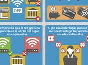 ¿Cómo protegerse utilizar WiFi gratis? #infografía