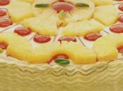 Pastel Piña Confitada