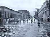 Historia: Cuando ciudad Luis Potosí inundó casi completo