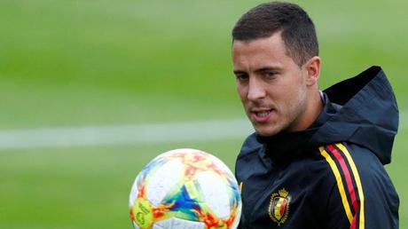 Oficial: Eden Hazard ya es jugador del Real Madrid