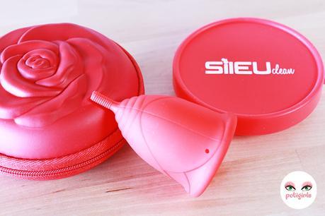 Copa menstrual Sileu: simplemente fantástica