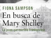 """busca Mary Shelley"""" Fiona Sampson"""