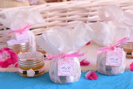 balsamos personalizados regalos invitadas boda
