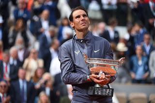 Roland Garros: El himno de España ha vuelto a sonar en Francia gracias a Nadal