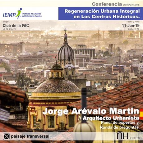 La hora de la regeneración urbana integral del centro histórico de Bogotá
