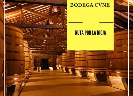 Ruta del vino: visita a la Bodega CVNE