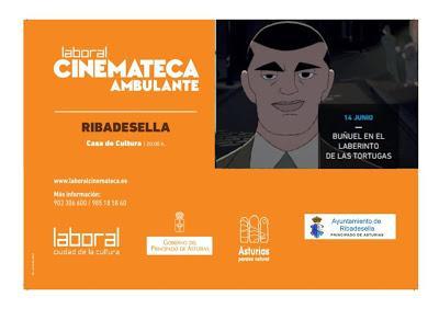 Buñuel en el laberinto de las tortugas (2019) Salvador Simó Busom